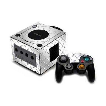 Industrial skin GameCube
