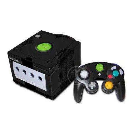 XCUBE + 1 mando skin GameCubeGC