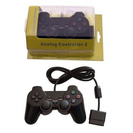 Mando PS2 PlayerGame - NEGRO