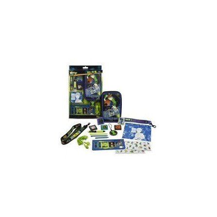 Pack DSLite/DSi/DSi XL/3DS  Ben 10 ULTIMATE  (16 en 1 )