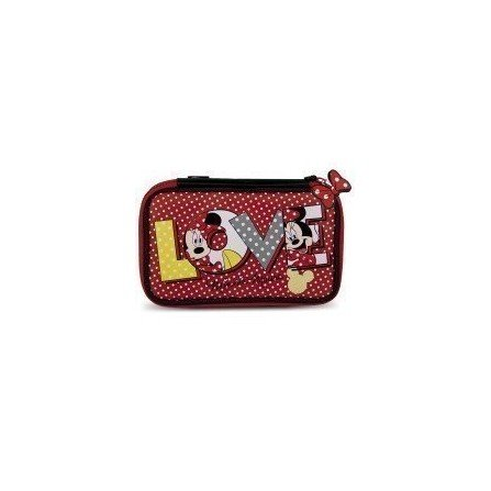 Estuche de transporte OH Minnie Love ( DSlite/DSi/DSi XL/3DS )