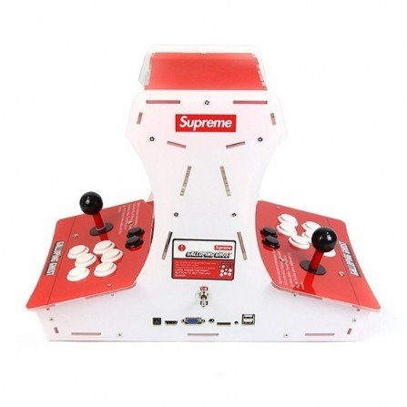 Maquina recreativa ARCADE Doble SUPREME - Pandora BOX 3D 2323 Juegos