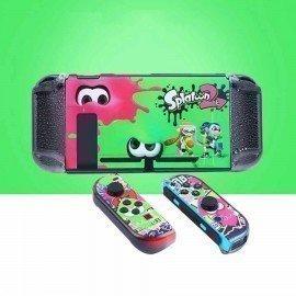 Carcasa Protectora Nintendo Switch SPLATOON