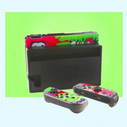 Carcasa Protectora Nintendo Switch SPLATOON