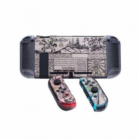 Carcasa Protectora Nintendo Switch - Retro Zelda
