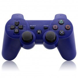 Mando inalámbrico PS3 - Azul