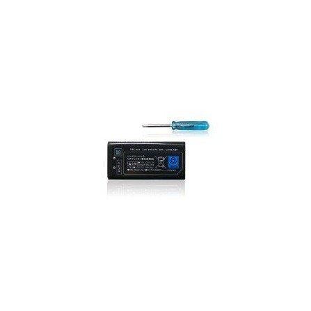 Bateria recargable + destornillador DSi XL