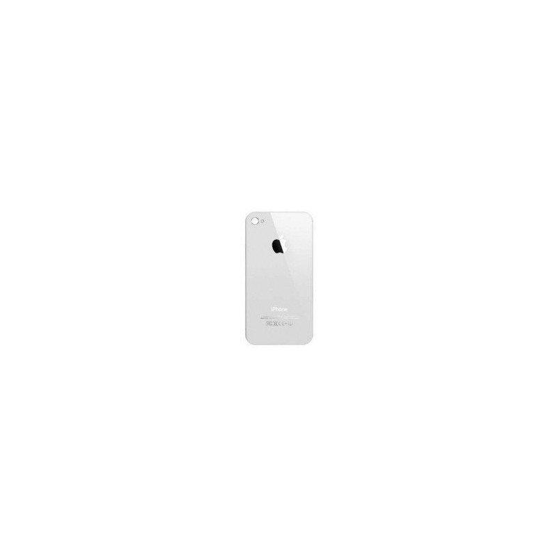 Tapa trasera bateria iPhone 4S  (Blanca)