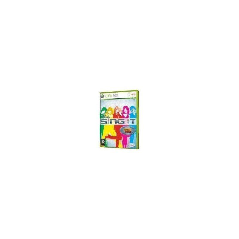Juego Sing It XBOX360