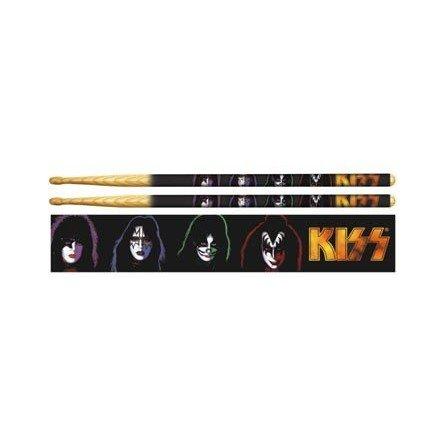 Baquetas de madera Kiss
