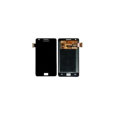 Display Super Amoled Plus + Tactil Original Samsung i9100 Galaxy S2 / SII (NEGRO)