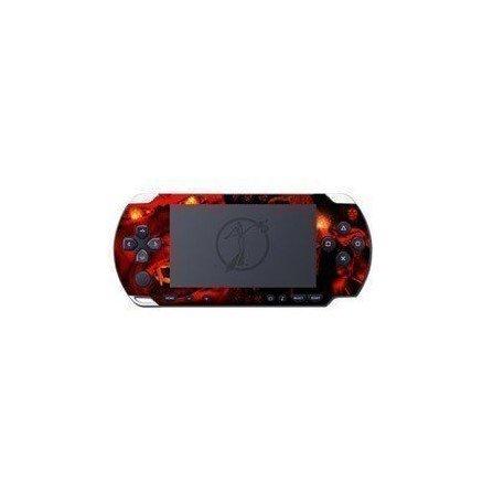 El Demonio skin PSP