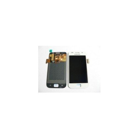 Display Super Amoled Plus + Tactil Original Samsung i9000 Galaxy S, i9001 S Plus (BLANCO)