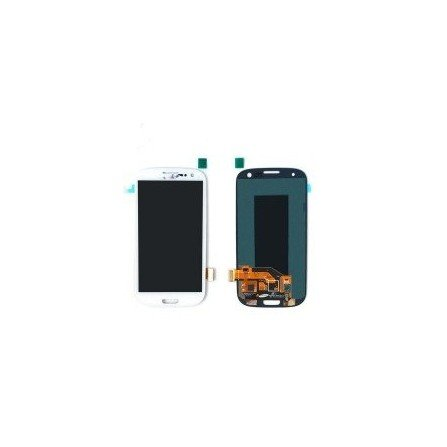Display Super Amoled Plus + Tactil Original Samsung i9300 Galaxy S3 / SIII ( BLANCA )