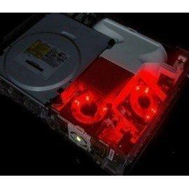 Ventilador Core Cooler V2 (ROJO) XBOX360