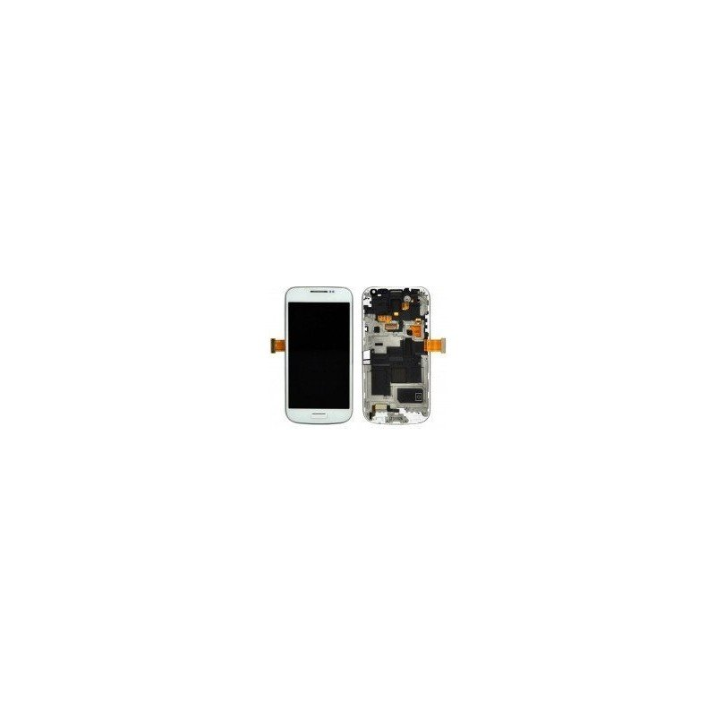 Display Super Amoled Plus + Tactil Original Samsung i9195 Galaxy S4 MINI ( BLANCA )
