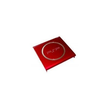 Puerta lector UMD PSP 3000 ( Rojo metalizado )