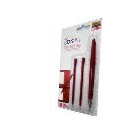 Lapices Combo 3 unidades DSi / DSi XL / 3DS XL / 2DS - CEREZA