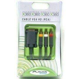 Cable VGA HD  XBOX360 ( RCA )