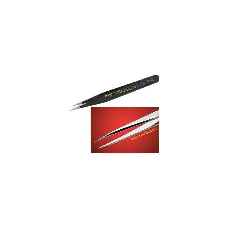 Pinza de precisión Stainless (Anti-Estática) TW-5