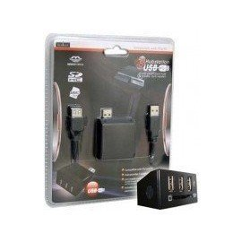 HUBSTATION USB y lector de Tarjetas ( PlayStation 3 y PC )