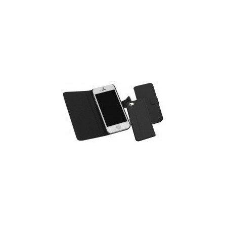 Funda Piel con Trajetero iPhone 5  ( Negra )
