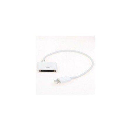 Convertidor conector de iPhone  iPhone 5 Lightning ( con cable )