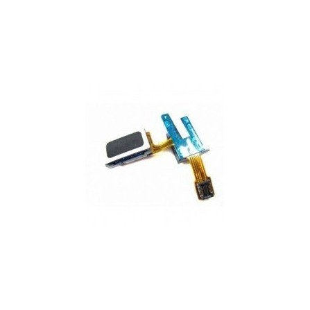 Flex Audio Jack + Auricular superior Samsung Galaxy NOTE I9220 - N7000
