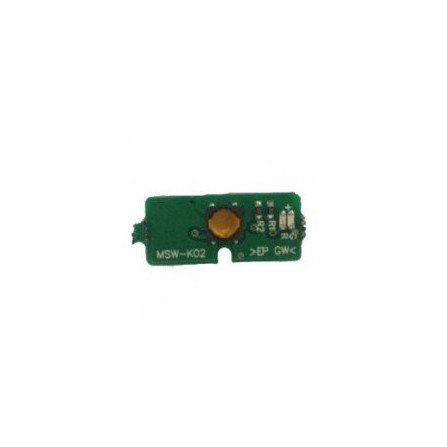 PCB Pulsador encendido ON/OFF - PS3 Super Slim