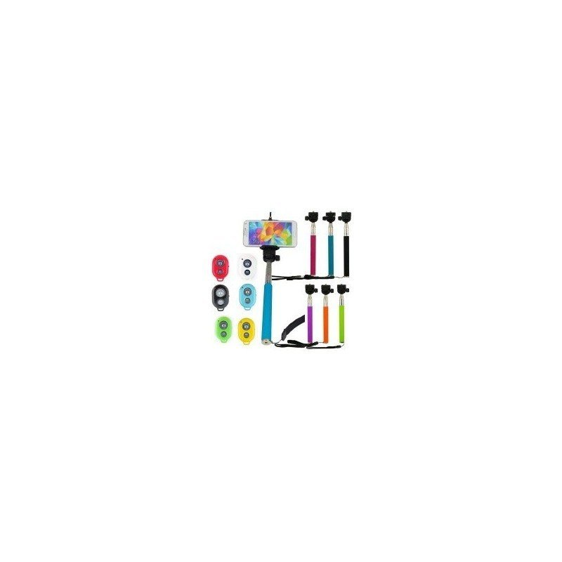 Palo SELFIE extensible + Mando BluetoothPalo SELFIE extensible + Mando Bluetooth