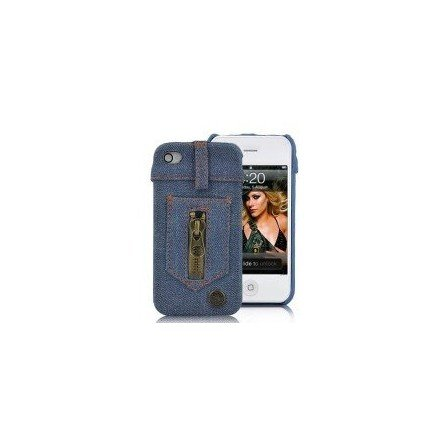 Funda Rigida iPhone 4G / 4s ( Pantalon vaquero )Funda Rigida iPhone 4G / 4s ( Pantalon vaquero )