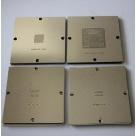 Stencils PlayStation 4 (Pack 4 unidades)