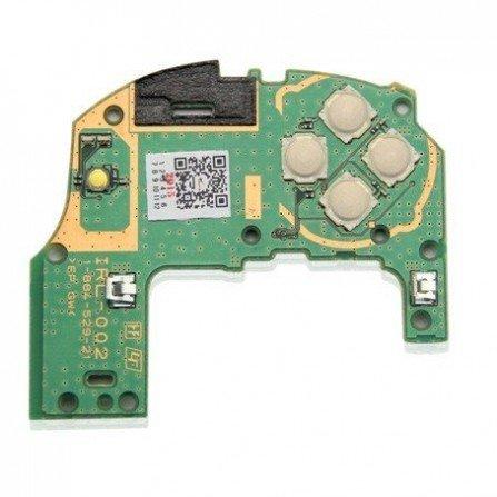 Placa izquierda botones PS Vita 1000