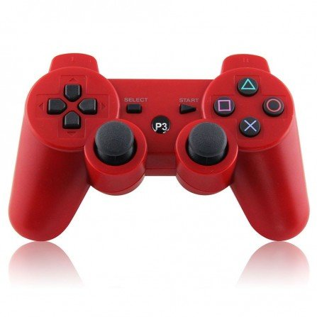 Mando inalámbrico  PS3  (Calaveras)