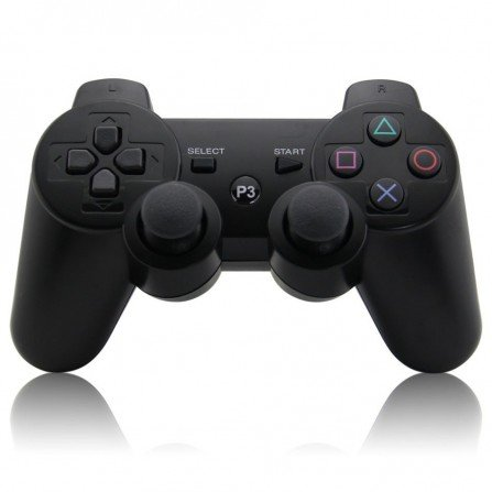 Mando inalámbrico  PS3  (Negro)