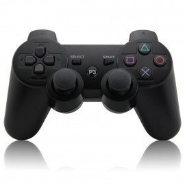 Mando inalámbrico PS3 - Negro