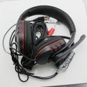 Auriculares universales PRO Gamer PS4, Xbox 360, PS3, Vita, PC, Mac