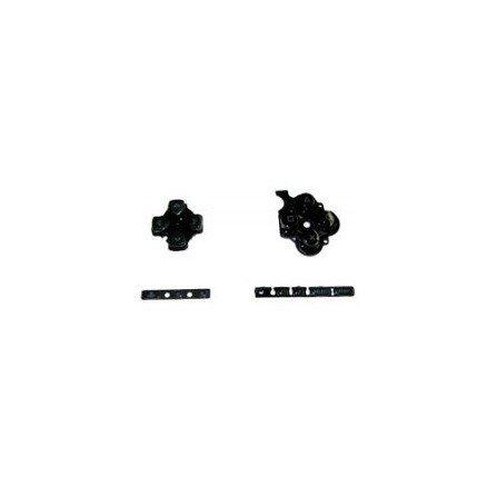 Kit Botones PSP 3000 ( Negro )