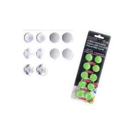 Analog Stick silicon caps PS3/PS4/XBOX360 - Verde Fluorescente -