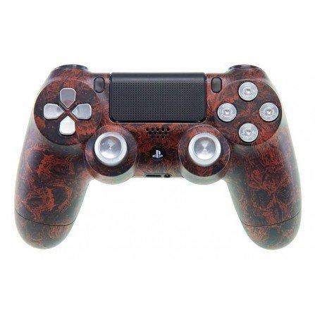 Mando PS4 Calaveras zombis