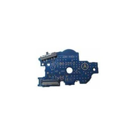 Placa ON/OFF con interruptor PSP 1000