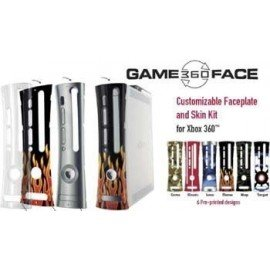 Game 360 Face ( kit + Faceplate ) XBOX360