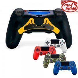 Mando PS4 Competitivo Rapid fire + Palancas scuf IMPACT EX