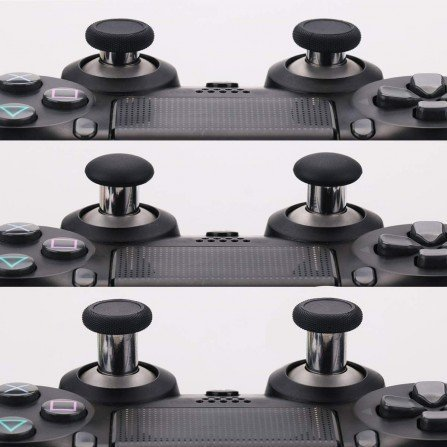 copy of Kit Joysticks intercambiables de ALUMINIO PS4 - NEGROS