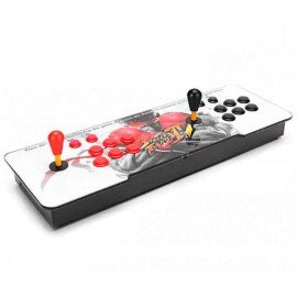 Pandora BOX 10 3D Joystick arcade doble maquina recreativa - 3303 Juegos