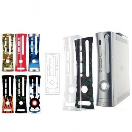 Game 360 Face ( kit 20 consumibles ) XBOX360