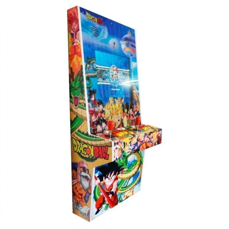 Maquina recreativa arcade colgar Pared - dragon ball Z