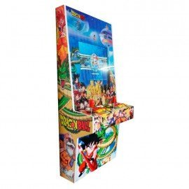 Maquina recreativa arcade Pared - DRAGON BALL