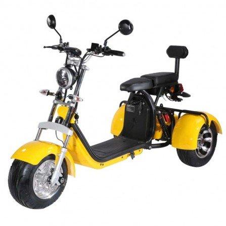 Moto eléctrica CITYCOCO Triciclo Matriculable - EBF2