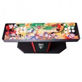Maquina recreativa pedestal y monedero Pandora BOX DX - 3000 Juegos - Dragon Ball Z